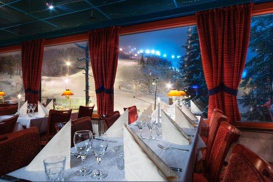 Cumulus Resort Rukahovi: Restaurant Rukahovi