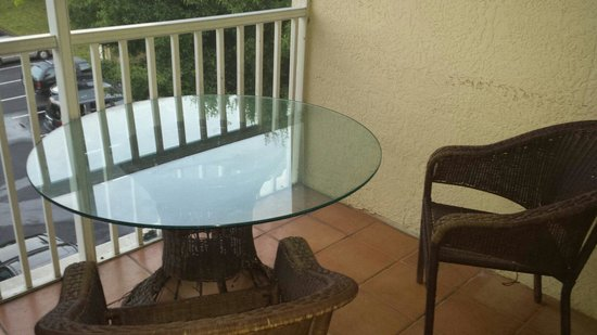 Legacy Dunes: Screened in Patio 16-301