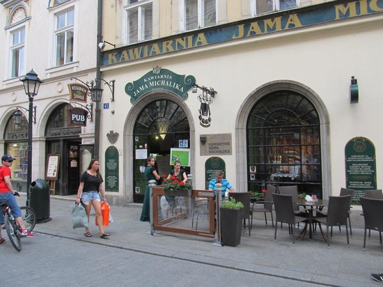 Ulica Florianska : Some decent bars and restaurants