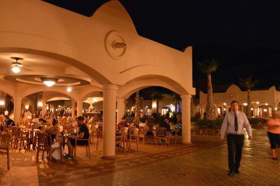 Hotel Riu Touareg : Place