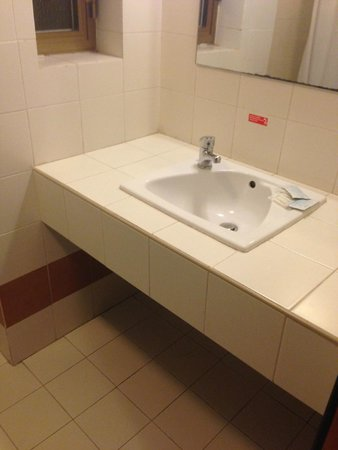 The St. George's Park Hotel: Bathroom
