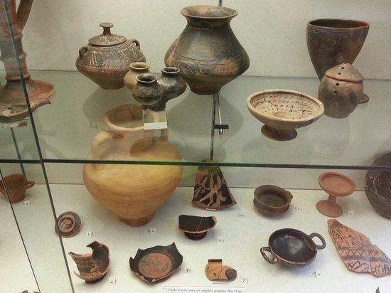 Vasi antichi foto di museo nazionale atestino este for Vasi antichi