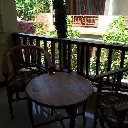 Sandat Bali: Balcony