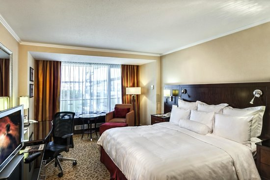 Budapest Marriott Hotel: Deluxe/Executive Room