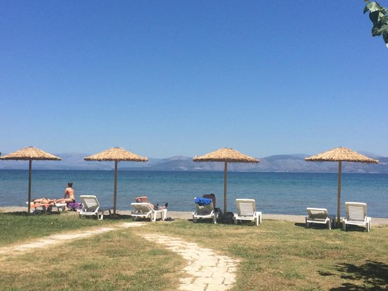 Seaside Resorts: Private Beach Area in Front of the Hotel