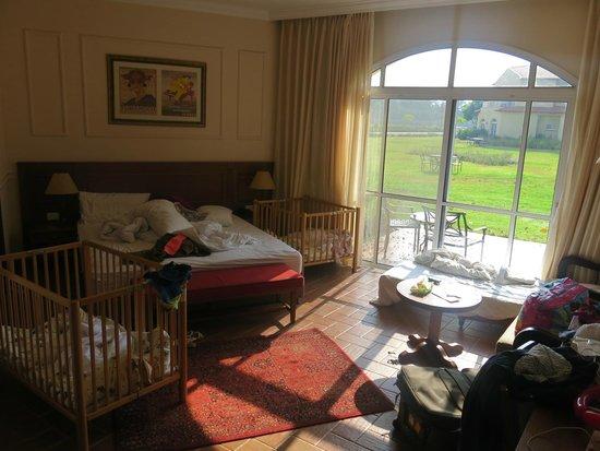 Pastoral Hotel - Kfar Blum: Wide room
