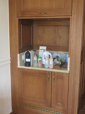 Pastoral Hotel - Kfar Blum: Coffee in room