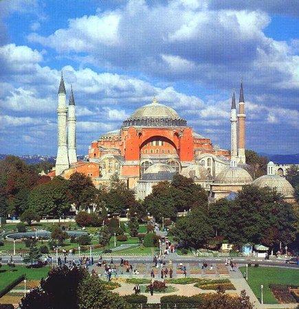 Tolga Kinas Istanbul Tour Guide: Hagia Sophia