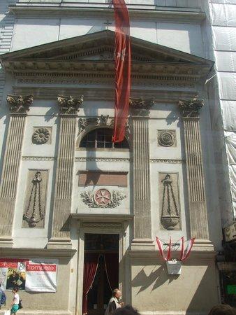 Historisches Zentrum von Wien: Мальтийский орден