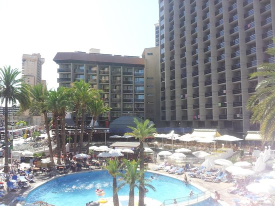 Hotel Marina Resort Benidorm : swimmingpool