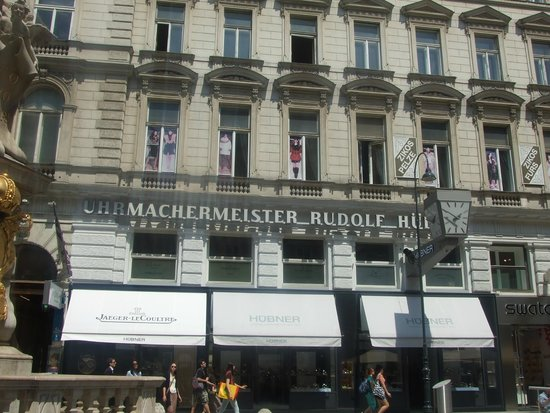 Historisches Zentrum von Wien: улица Грабен