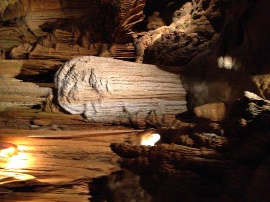 Luray Caverns: Cavern beauty!