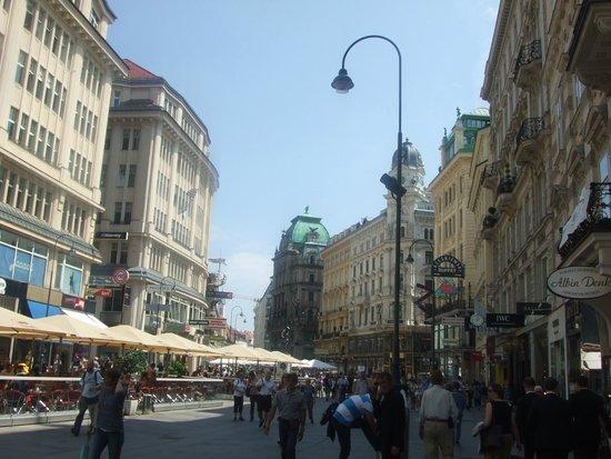 Historisches Zentrum von Wien: ул. Грабен