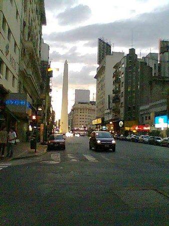 Rochester Concept: Vista da Rua Lavale com Maipu