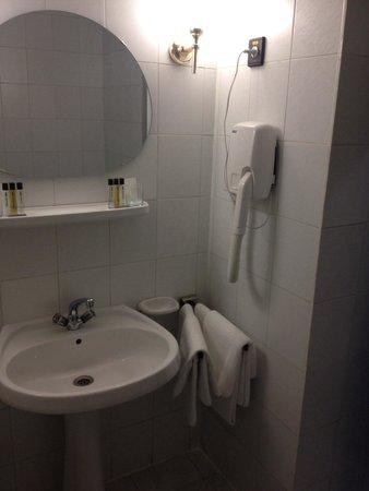 Severnaya Hotel: Фен, и даже бидэ имееются!