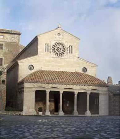 Lugnano in Teverina, Italy: La Collegiata