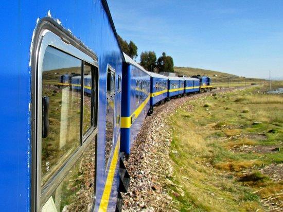 PeruRail - Titicaca: En Route between Puno & Cusco