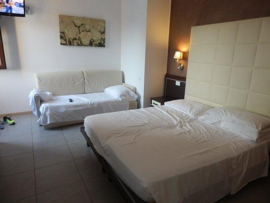 Hotel Ca'dei Barcaroli: room