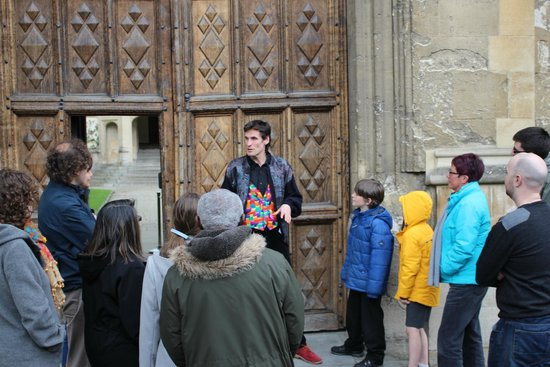 Oxford Time Tours