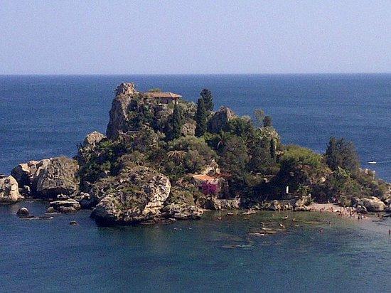 Panoramic Hotel : Island