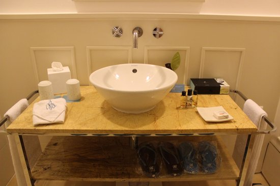 Bairro Alto Hotel: Bathroom