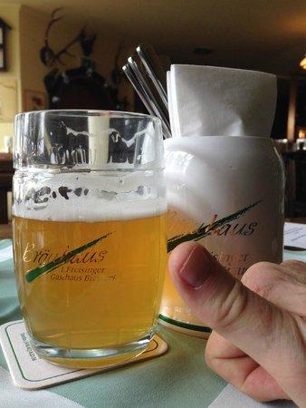 Brauhaus Freising: Cerveja propria