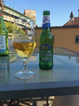 Capo d'Africa Hotel: La Terraza Bar