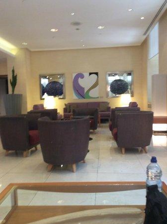 Capo d'Africa Hotel: Main Lobby