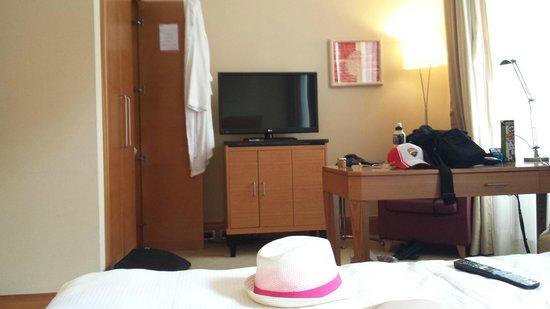 Capo d'Africa Hotel: Room