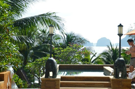 Amari Vogue Krabi: Jacuzz view