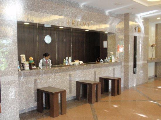 Hotel Route Inn Tomakomai Ekimae: Route Inn Tomakomai