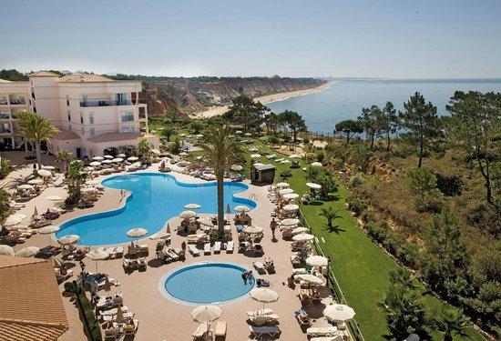 SENSIMAR Falesia Atlantic : Aerial hotel view