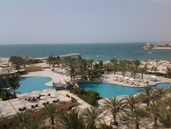 Hilton Ras Al Khaimah Resort & Spa : beautiful views