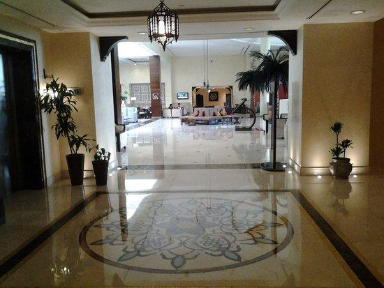 Hilton Ras Al Khaimah Resort & Spa : lovely lobby
