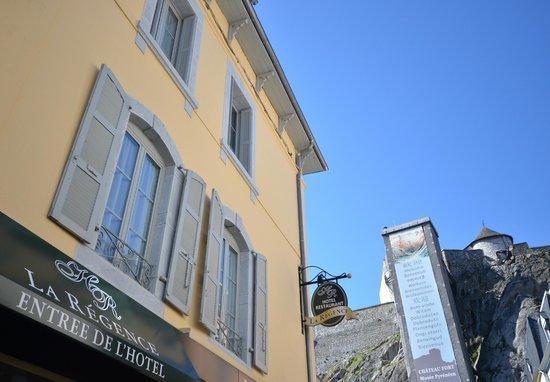 La Regence : La Régence à Lourdes