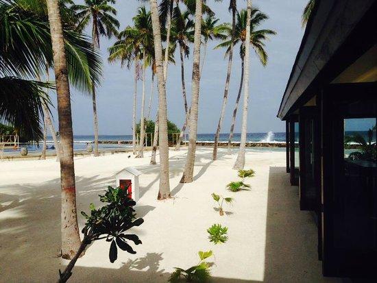 Atmosphere Kanifushi Maldives: Strand