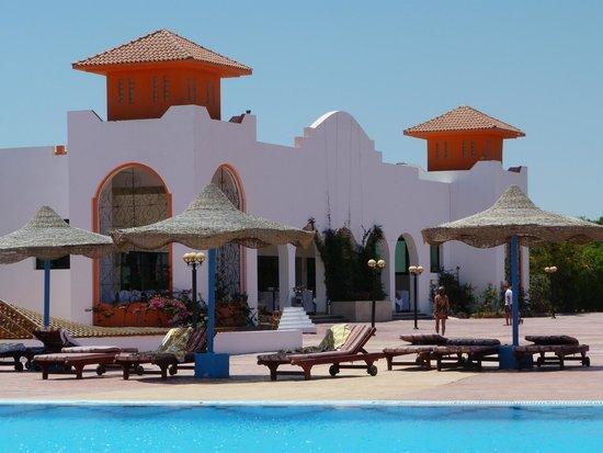Fantazia Resort: ristorante