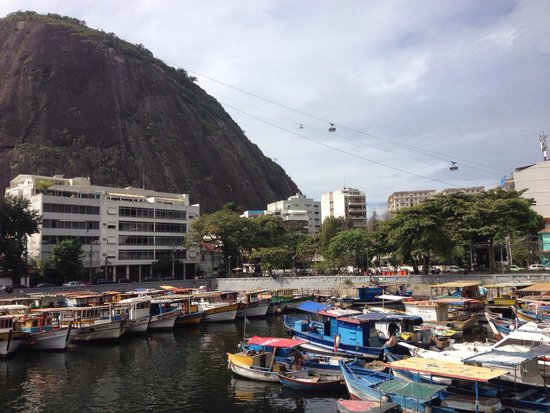 Urca: Fishing Boats and Cable Cars