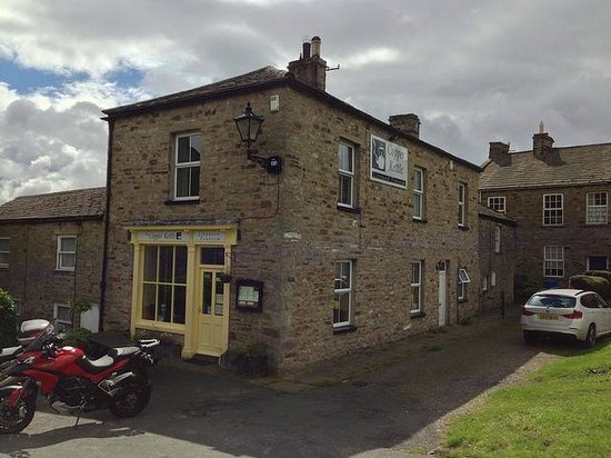 The Copper Kettle (Reeth) Ltd: Copper Kettle Tea Rooms Reeth