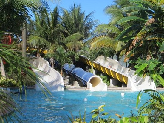Beaches Turks & Caicos Resort Villages & Spa : Waterpark