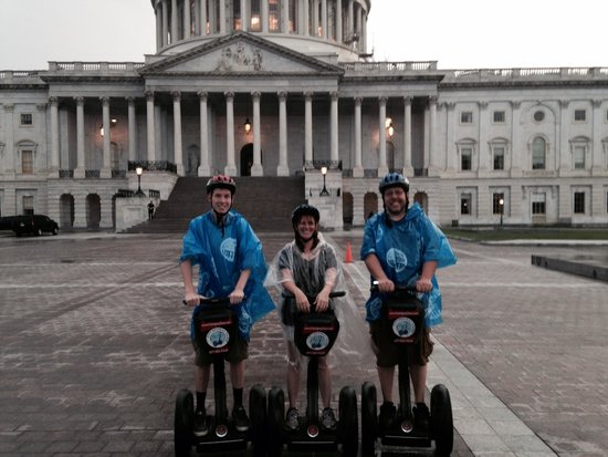 City Segway Tours DC : DC 2014 the Vosburghs great adventure