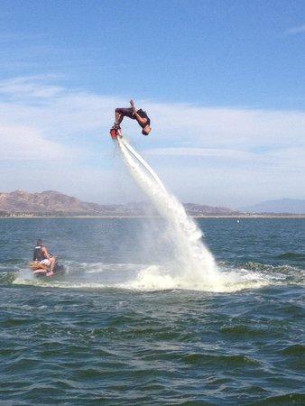AquaFlyboarding