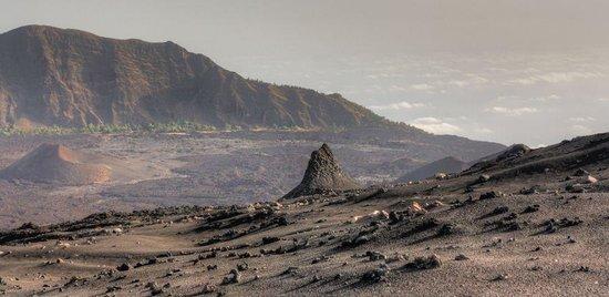 Pico Do Fogo: Рассвет над кальдерой