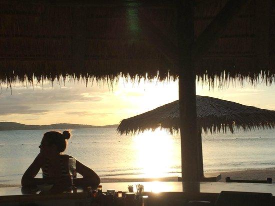 Jumby Bay Island : Sunset
