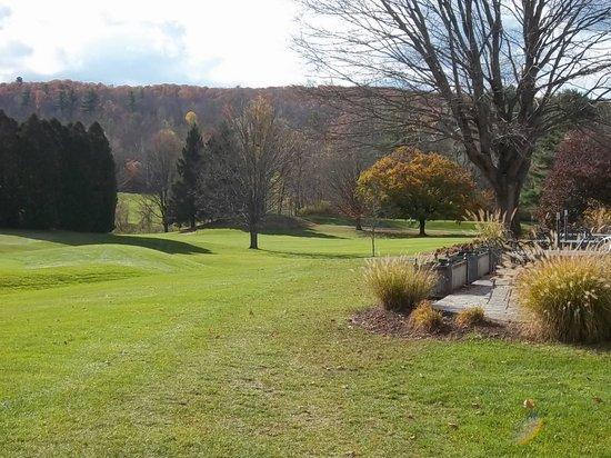 Rutland Country Club: Beautiful views