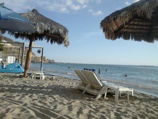 La Concha Beach Resort: Una playa tranquila para disfrutar