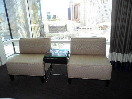 ARIA Resort & Casino: Our room