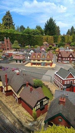 Bekonscot Model Village : Bekonscot - Scene 2