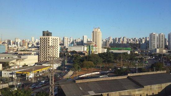 Hotel Panamby São Paulo: vla vista desde la habitacion
