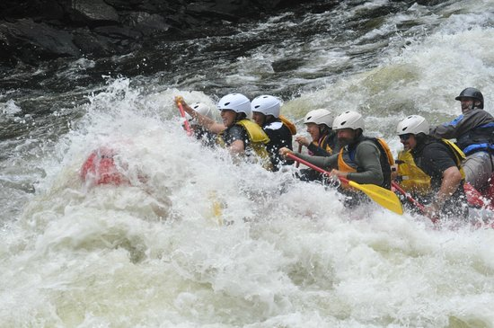 Northeast Whitewater - Day Tours : Wow!  What a rush!